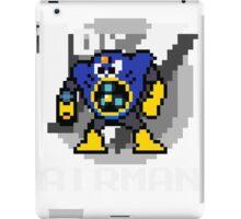 Airman with text (White) iPad Case/Skin