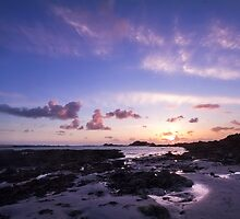 Guernsey sunset by chris2766