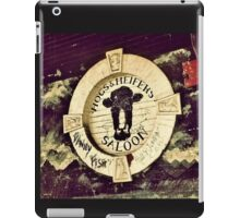 Hogs and Heifers, NYC iPad Case/Skin