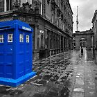 Blue Box  by Rob Hawkins