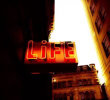 LIFE! by GreatWhyte
