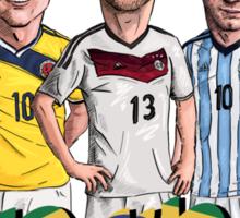 World Cup 2014 Sticker