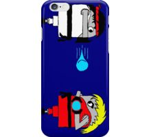 Pogo Fighters  iPhone Case/Skin