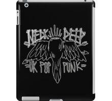 Neck Deep Bird iPad Case/Skin