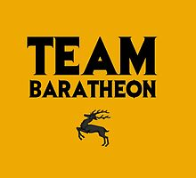 Game of Thrones - Team Baratheon, by Wiggamortis