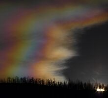 Rainbow cloud by georgetuffy
