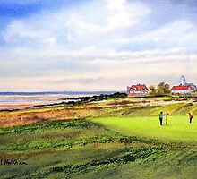 Hoylake Royal Liverpool by bill holkham