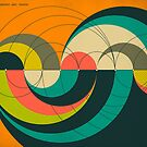 GOLDNER HARARY ARC GRAPH by JazzberryBlue