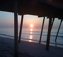 Beach Sunrise by EclecticDesigns
