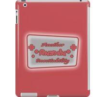 Another Anshin Inevitability iPad Case/Skin