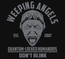 Weeping Angels by CarloJ1956