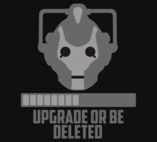 Upgrade or be deleted by CarloJ1956
