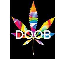 Trippy Doob Photographic Print