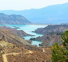 Embalse de Algericas, Murcia by HolidayMurcia