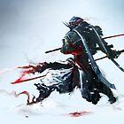 Samurai Spirit III by cobaltplasma
