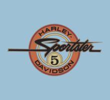 Harley Davidson Sportster 5 Speed by JoeAlo