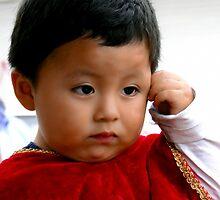 Cuenca Kids 474 by Al Bourassa