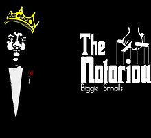 Notorious Biggie Godfather  by rahimi98
