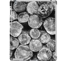 Logs iPad Case/Skin