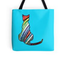 Yarn Cat Tote Bag