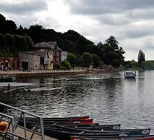 Exeter Quays 1 2014-07-17 by lynn carter