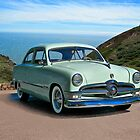 1950 Ford Custom Deluxe Coupe by DaveKoontz