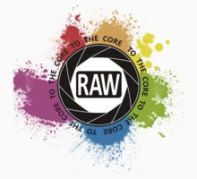 RAW To The Core! Kids Clothes