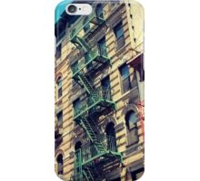 Escapes, NYC iPhone Case/Skin