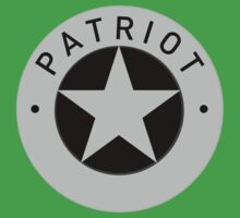 APB:R - Patriot Auto Fabrication Logo by Lucky9Two