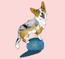 Cardigan Corgi by Crocuta