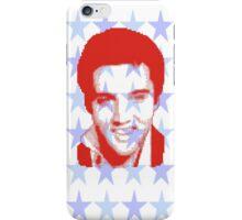 ELVIS PRESLEY ON U.S.A. STARS iPhone Case/Skin