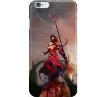 Athena, Born of Zeus iPhone Case/Skin