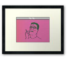 Hanky Spanky  Framed Print