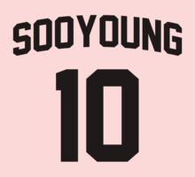 Sooyoung 10 Jersey Shirt by Nitewalker314