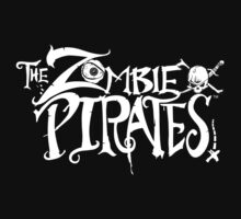 The Zombie Pirates by dtkindling
