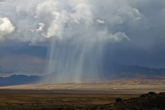 High Desert Shower by doubleheader