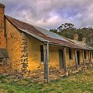 Colonial Hartley Homestead by Steve Randall