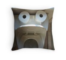 Would You Sit Here? Throw Pillow