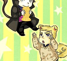 Sherlock: Cats and Dogs  by toastytofu