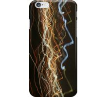 Heartbeat of the city iPhone Case/Skin