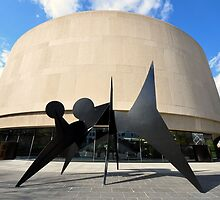 Hirshhorn Museum - Washington D.C. # 4 by Matsumoto