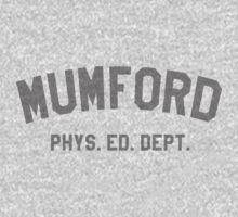 Mumford Phys Ed Dept by morph99