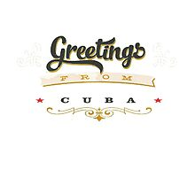 greetings from cuba by martone1709