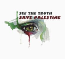 See The Truth, Save PALESTINE by 2E1K