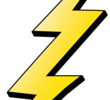 The Flash Logo Sticker