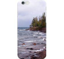 Waves of Lake Superior iPhone Case/Skin