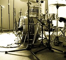Silent Drums by Pixelglo Photography
