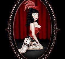 Burlesque by Isobel Von Finklestein