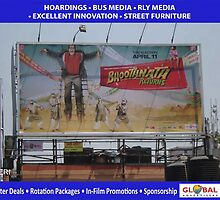 Best Advertising and Media Agency in India - Global Advertisers by vaishaligori10