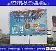 Brilliant Billboard Ads - Global Advertisers by vaishaligori10
